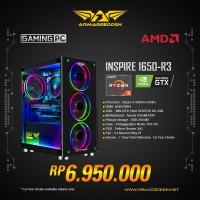 Armaggeddon PC Gaming INSPIRE-R3 + VGA MSI GTX 1650 VENTUS XS