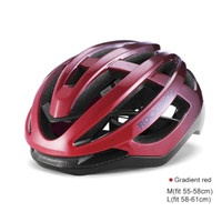 Helm Sepeda Rockbros HC-58 I Racing I Ultralight I Magnetic I - Merah, M