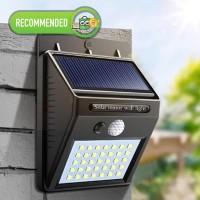 Lampu Taman Tangga Teras Sensor Tenaga Matahari Solar