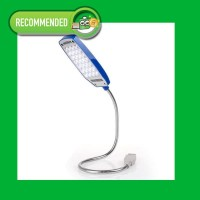 LAMPU BACA FLEXIBEL 28 LED USB ON OFF