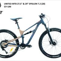 Sepeda MTB UNITED Epsilon T2