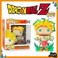 Dragon Ball Z Legendary Super Saiyan 2 BrolyExclusive Funko Pop Anime