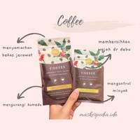 MASKER CRUSHLICIOUS COFFEE - MINISIZE 25GR FREE SPATULA