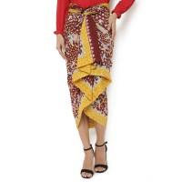 Batik Lasem Sekar Mulyo - Kain Batik Tulis Motif Sekarjagad 5 Warna 3