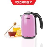 Maspion MEK-1701PL Eletric Kettle / Teko Listrik Maspion 1.7 Liter