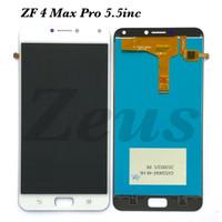 LCD TOUCHSCREEN ASUS ZENFONE 4 MAX PRO 5.5 ZC554KL X00ID - LCD FULLSET