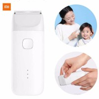 Xiaomi MiTU Baby Hair Clipper Cukur Bayi Portable Waterproof