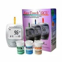 EASYTOUCH GCU 3IN1 / EASY TOUCH GCU / ALAT CEK GULA - CEK KOLESTEROL
