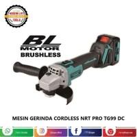 Mesin Gerinda Baterai/Gurinda/Grinda/Disc Grinder Cordless 20V TG-99DC