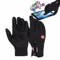Sarung Tangan Motor/Sepeda Touch Screen Gloves B-Forest Waterproof