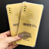 Xiaomi Redmi Note 5 Pro Anti Crack Case Casing / Anticrack case