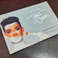 Eyeshadow James Charles x Morphe palette