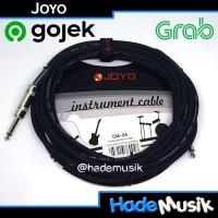 Kabel Instrumen Joyo CM-04 CM04 CM 04 Straight to Straight 4,5 Meter
