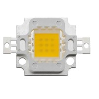 LED Super LED COB 9-12V 10W Blue Lampu LED Senter LED Super 10W Kuning