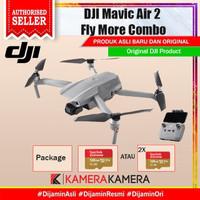DJI Mavic Air 2 Combo Drone Garansi Resmi TAM free Sandisk Extreeme 32