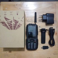 alps A18 hp outdoor terbaru Walkie talkie UHF Android tahan air