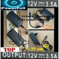 Switching DC 12 V 3.5 A Adaptor 12V 3a 3,5A Led 3528 2835 5050 RGB DVR