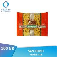 [PACK] San Remo Penne #18 500 GR