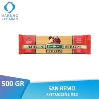 [PACK] San Remo Fettuccine #12 500 GR