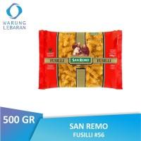 [PACK] San Remo Fusilli #56 500 GR