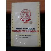 KERTAS LABEL / COMPUTER LABELS / SELF ADHESIVE TOM & JERRY CL-101