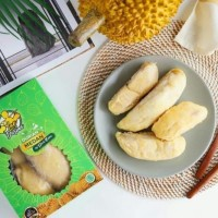 Lae Durian by Ucok Baba (Durian kupas Medan Ucok Baba)