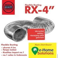 paket flexible 4 inch 15 meter