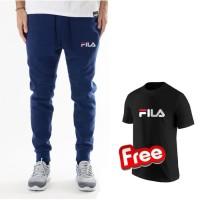 Celana Training Panjang FILA Free Kaos