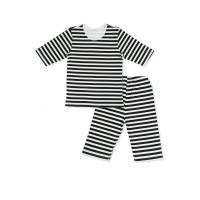 Cocohanee Black White Striped