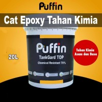 Cat Topcoat Tahan Kimia Puffin TankGard TOP 70% 20kgset