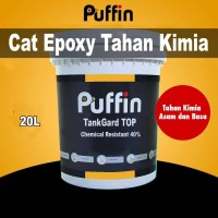 Cat Topcoat Tahan Kimia Puffin TankGard TOP 40% - 20kg set