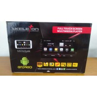 2 din Head Unit Android 10 inch Skeleton 8189 Double Din Bluetooth GPS