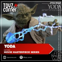 Hot Toys MMS-495 / MMS495 Yoda (Return Of The Jedi)