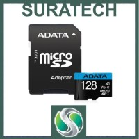 MICROSD CARD ADATA 128GB + ADAPTER MICRO SD A DATA 128 GB ADAPTOR