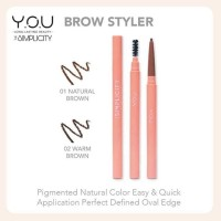 The Simplicity Brow Styler by You Makeups