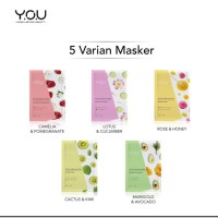 My Skin-Mate Face Sheet Mask - You Makeups
