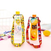 tali gantungan botol minum mineral cute portable bottle strap hck005