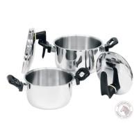 Zebra 4 Pcs Cookware Set I-rest II Plus IR4 257 (185257) / Set Panci