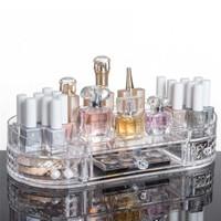 Tempat Lipstik 1 Laci - Tempat Makeup Acrylic - Rak Makeup Serbaguna