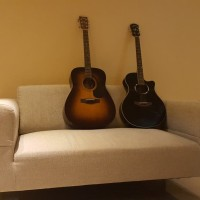 Gitar Yamaha F 310 dan APX 500 ii Second