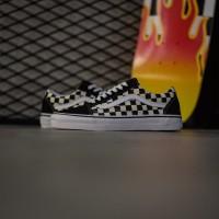 Vans Oldskool Primary Checkerboard Black White