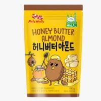 Nuts Holic Honey Butter Almond 180 gr