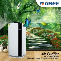 Air Purifier GREE GCC-400DENA Killing Novel (Pembasmi Virus Corona)
