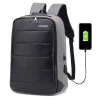 567 - TAS ANTIMALING TAS RANSEL LAPTOP TAS USB TAS RANSEL PRIA IMPORT