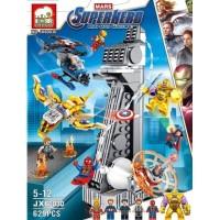 JX60030 Lego Avengers Tower Battle Thanos