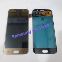 LCD 1SET SAMSUNG GALAXY S6 G920 ORIGINAL GOLD