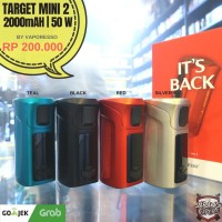 TARGET MINI II MOD ONLY AUTHENTIC BY VAPORESSO