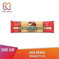 [PACK] San Remo Spaghetti #5 500 GR