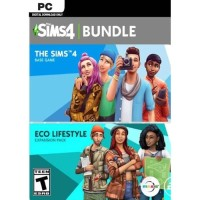 DVD Game The Sims 4 Eco Lifestyle Latest Version Complete PC
