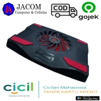 COOLING PAD LAPTOP SINGLE FAN